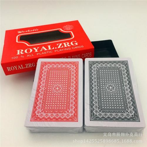 juegos naipe inglés cartón plastificado / 205003