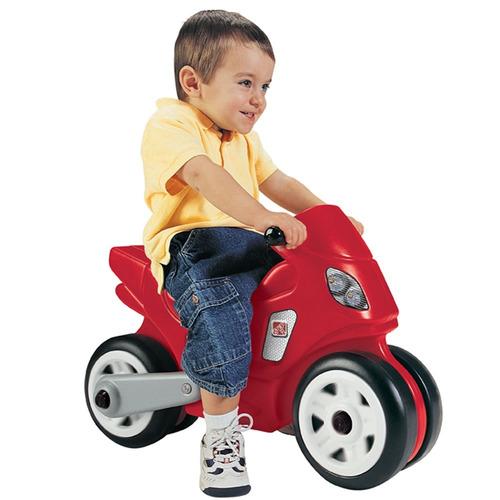 juegos niños, motocicleta, correpasillo, montable - step2