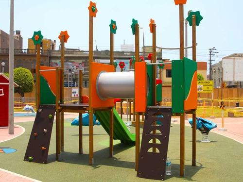 juegos niños para parques infantiles