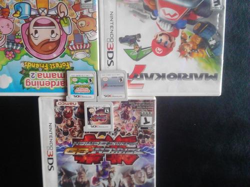 Juegos Nintendo 3ds Bs 4 00 En Mercado Libre