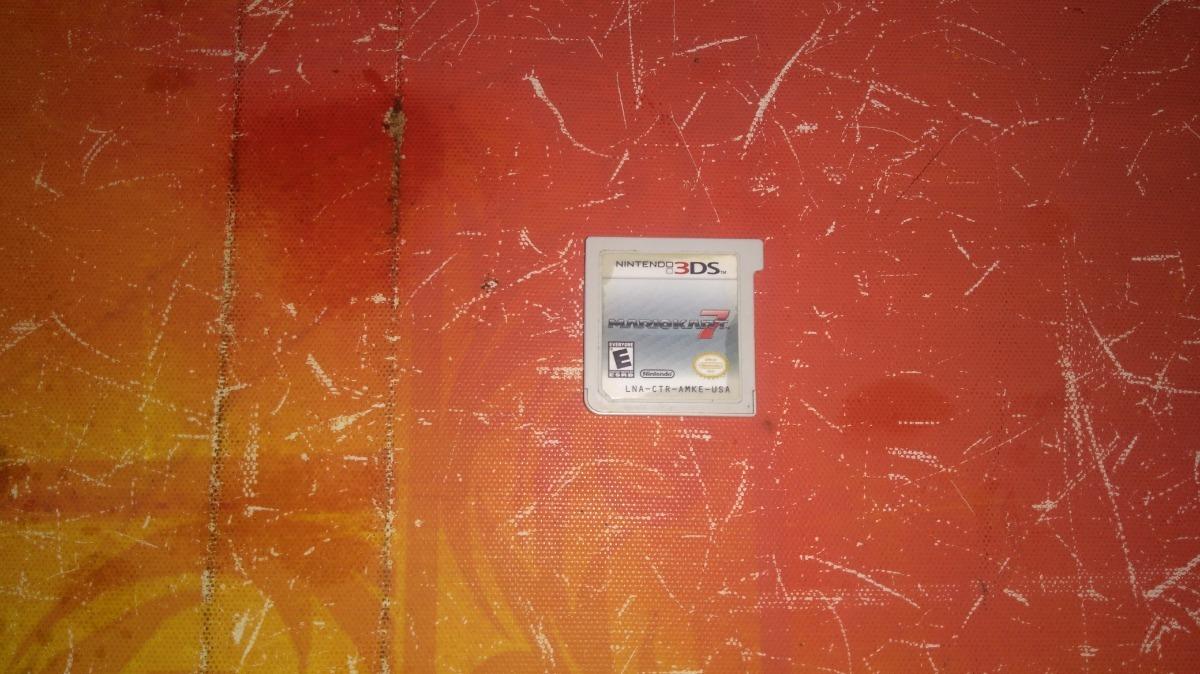 Juegos Nintendo 3ds Elite Pokemon Mario Kart 1 100 00 En Mercado