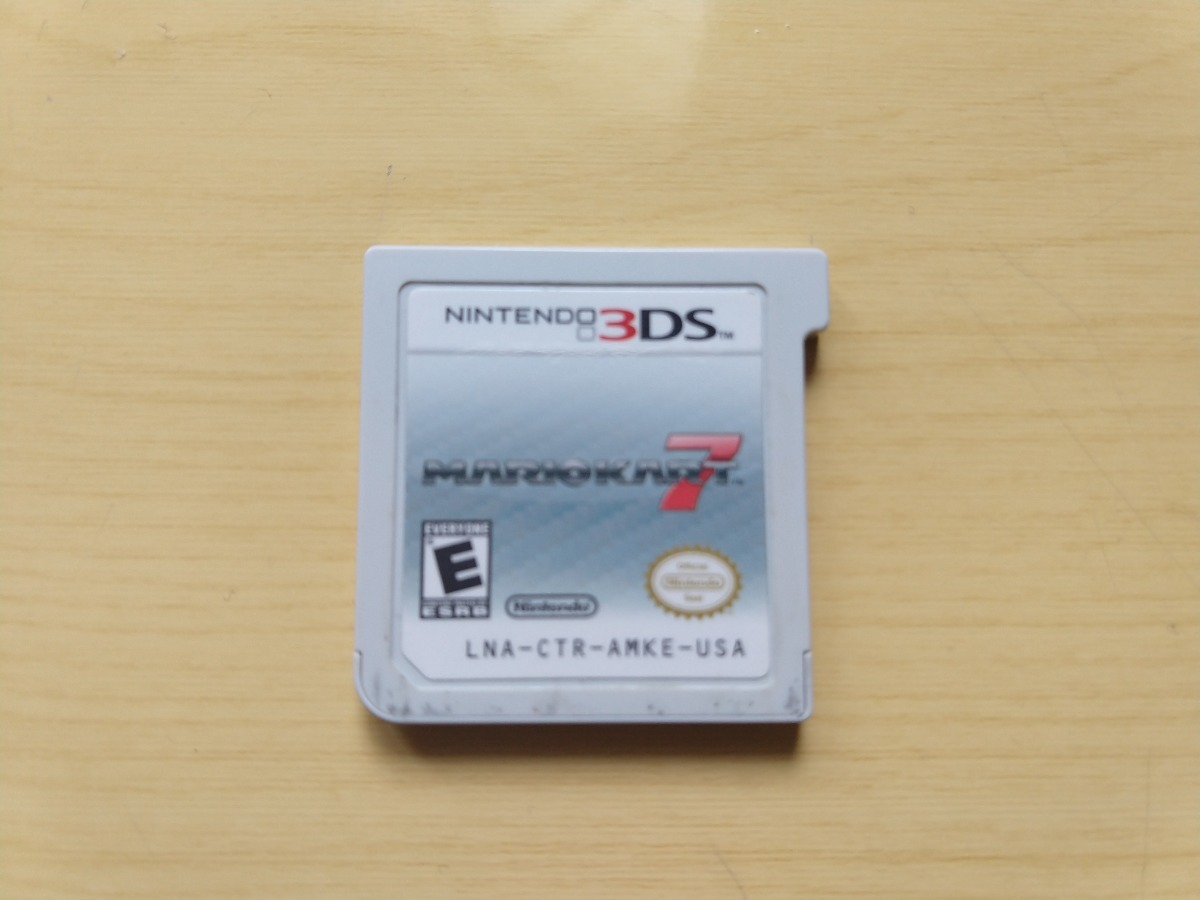 Juegos Nintendo 3ds Mario Kart 7 339 00 En Mercado Libre