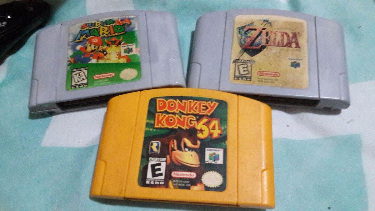 Juegos Nintendo 64 30 000 En Mercado Libre