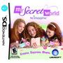 Juego De Nintendo Ds - My Secret World By Imagine