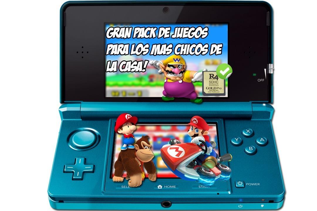 Juegos Nintendo Ds Dsi Ds Xl Mega Pack Bs 0 15 En Mercado Libre