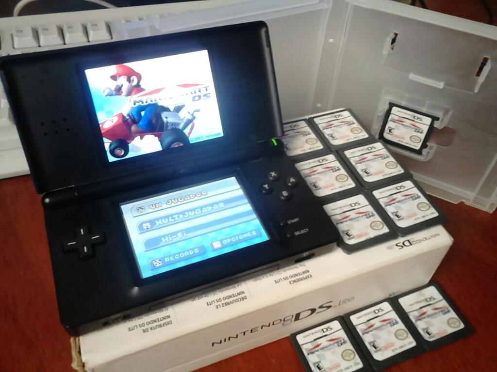 Juegos Nintendo Ds Lite Mario Bros Kart Generico Bs 700 00 En