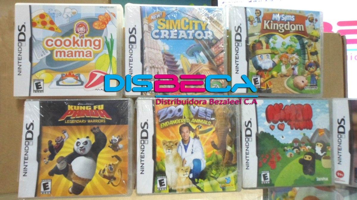 Juegos Nintendo Ds Lite Solo Nintendo Ds Lite Bs 15 00 En