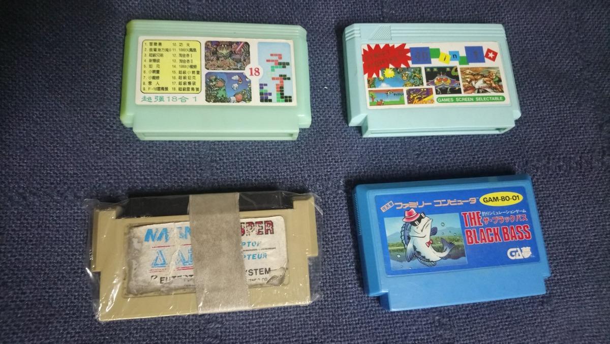 Juegos Nintendo Nes Famicom U S 15 00 En Mercado Libre