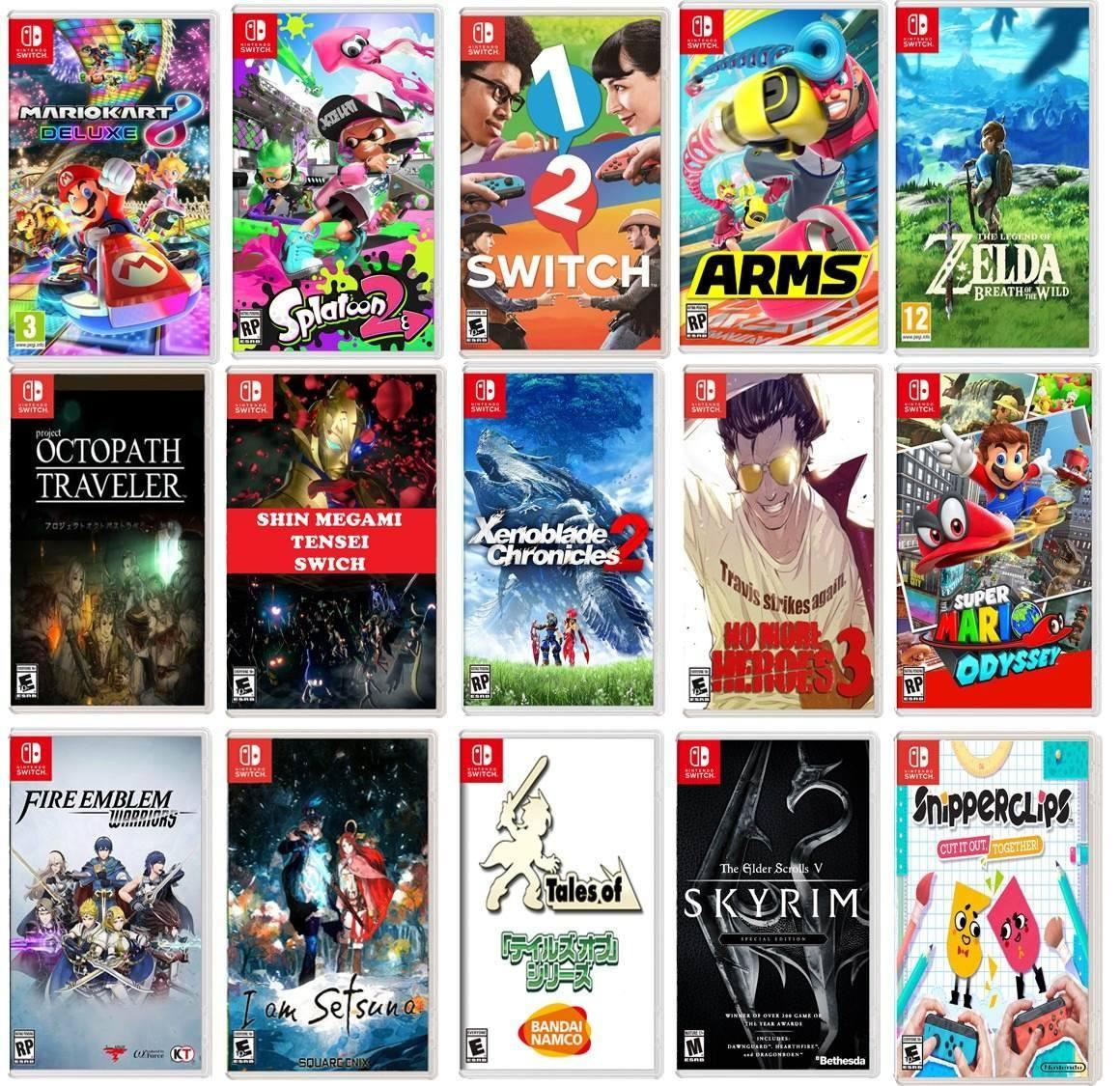Juegos De Nintendo Switch Version Digital Bs 198 000 00 En