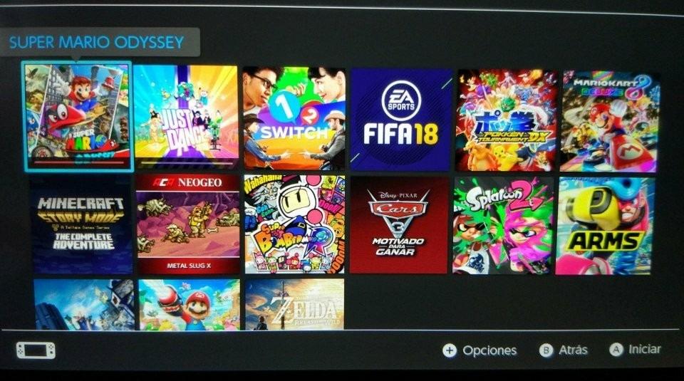 3 Juegos De Nintendo Switch Por 35000 35 000 En Mercado Libre