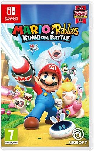 Juegos Nintendo Switch Mario Rabbids Kingdom B Buho Store