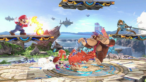 juegos nintendo switch super smash brothers ultimate /u