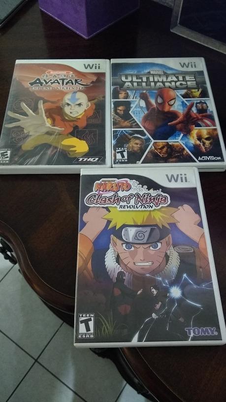 Pack De Juegos Para Nintendo Wii 1 050 00 En Mercado Libre
