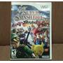 Super Smash Bros Brawl El Mejor Juego Original Wii Lecheria