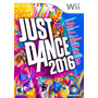Juego Just Dance 2016 Nintendo Wii Original Nuevo