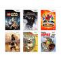 Lego Star Y Otros Juegos Originales Nintendo Wii Y Wii U