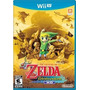 Juegos Digitales Wii U The Legend Of Zelda: Wind Waker Hd!!