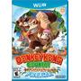 Juegos Digitales Wii U Donkey Kong Tropical