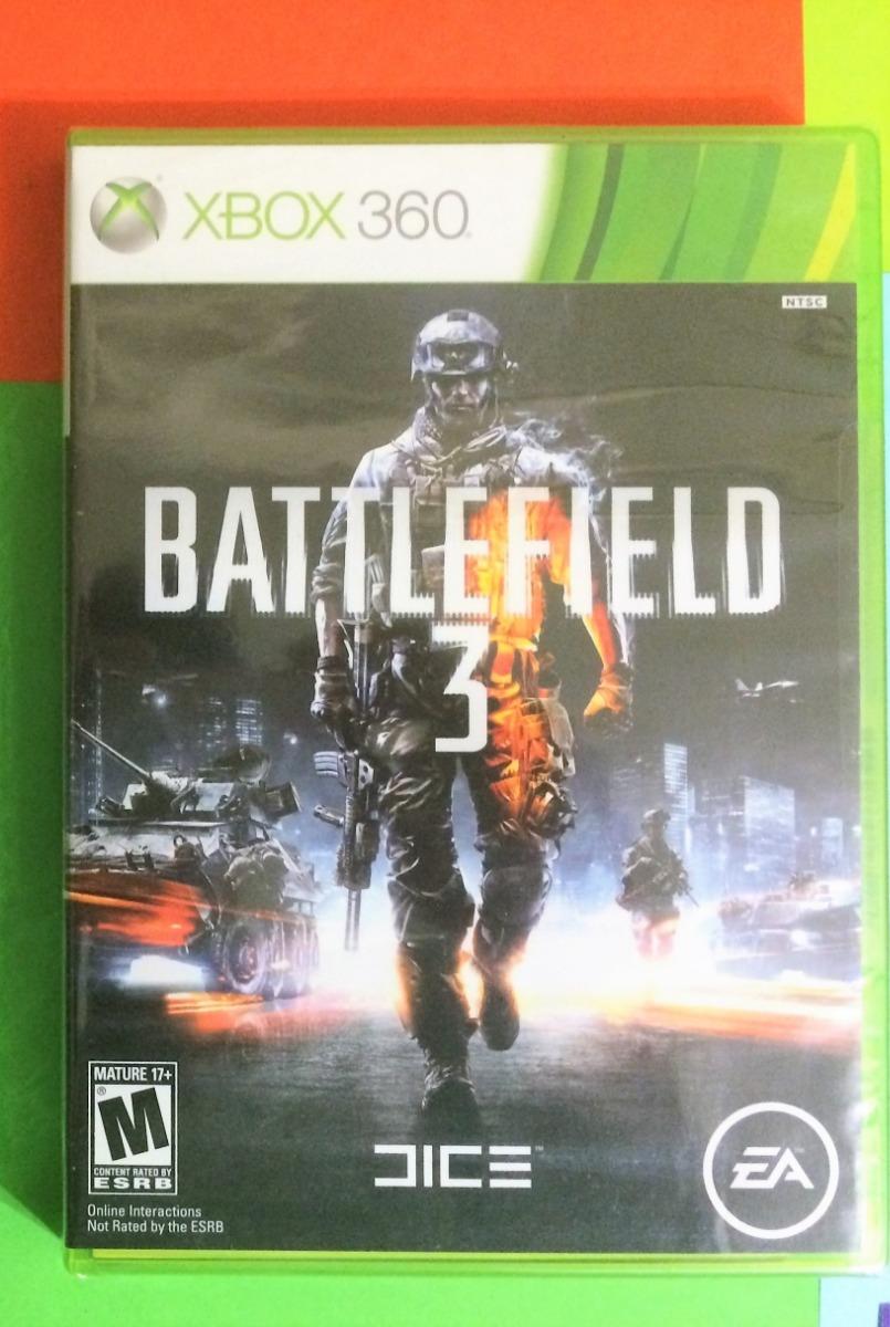 Juegos Nuevos Xbox 360 Battlefield 3 Gears Of War 3 380 00 En