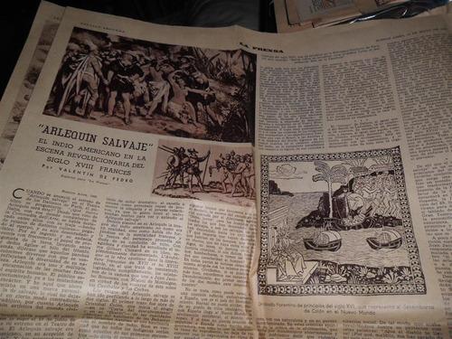 juegos olimpicos invierno la prensa 1960 belgrano arlequin