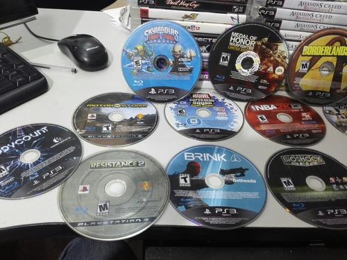 juegos original play 3 físicos baratos +envio gratis