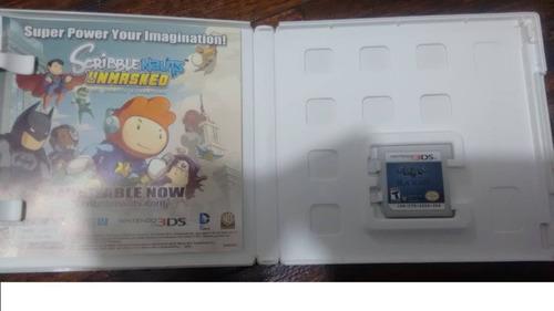 juegos  originales  dsi xl 3d