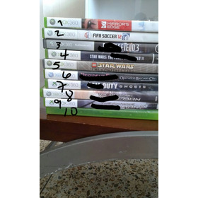 Juegos Originales Para Xbox 360 15vd