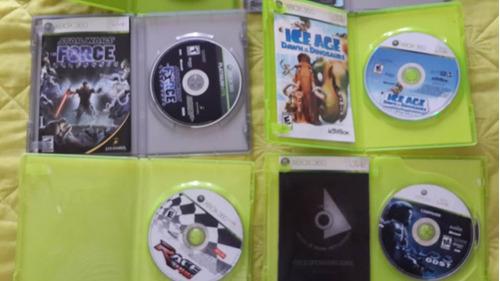 juegos originales para xbox 360 usados