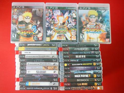 juegos originales ps3 fisico usado