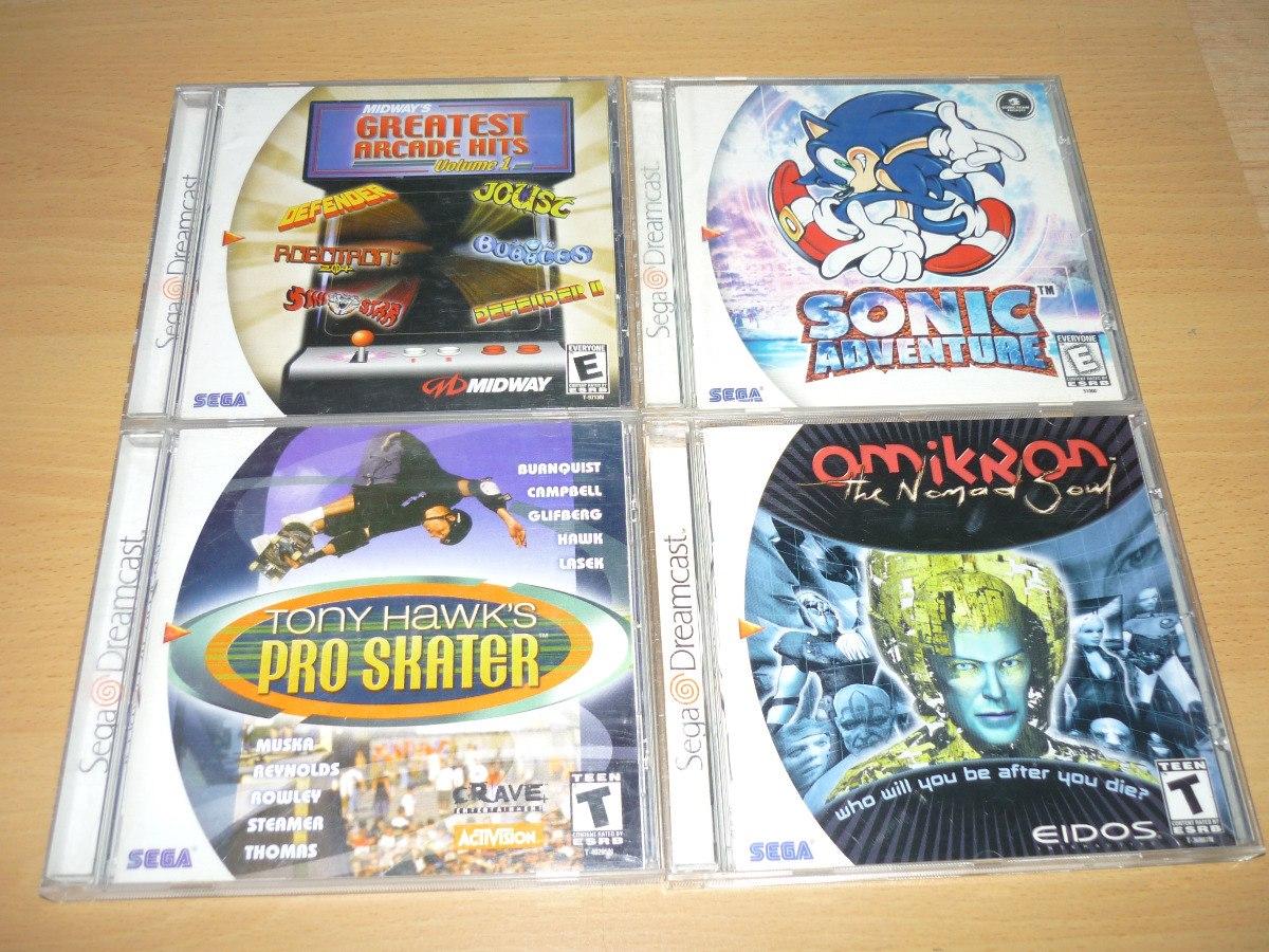 Juegos Para Consola Sega Dreamcast Originales 5 200 00 En