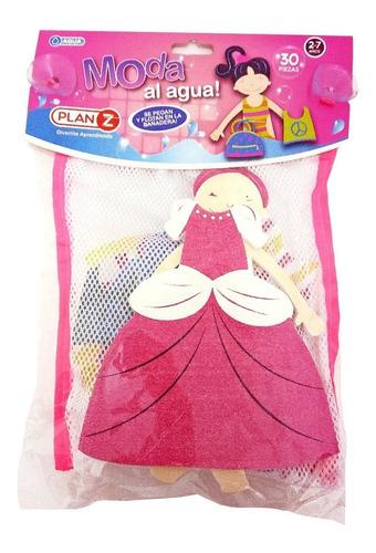 juegos para el baño didácticos moda fashion al agua en goma