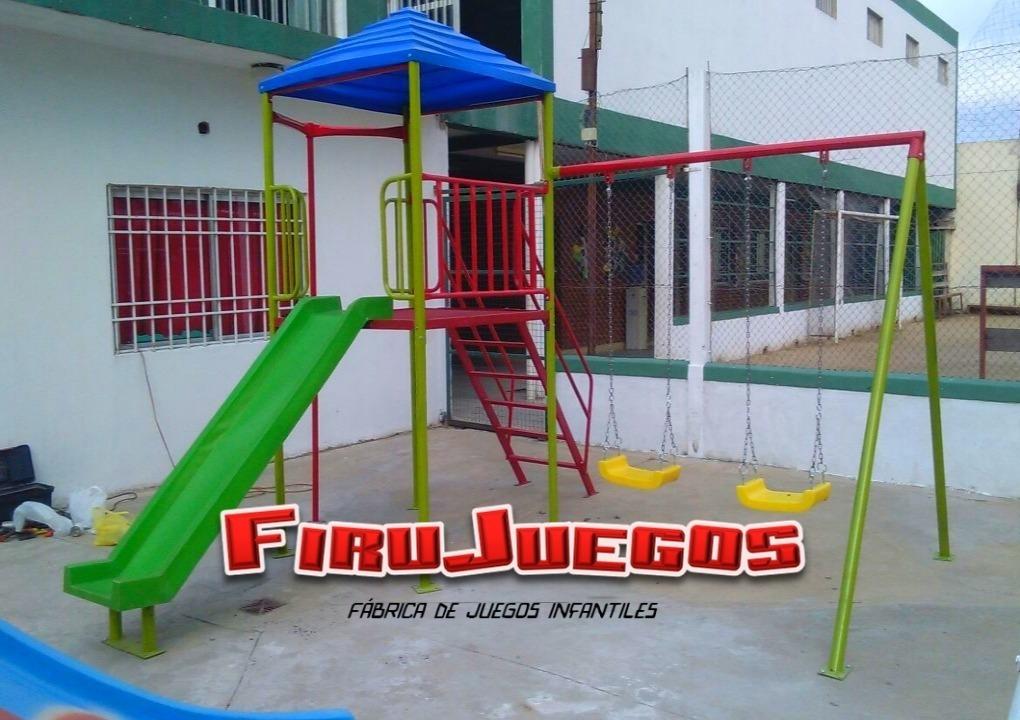 Juegos Para Espacios Publicos, Plazas, Jardines Infantiles - $ 1 ...