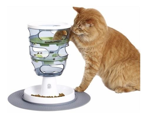 juegos para gatos cat it senses laberinto de alimentacion