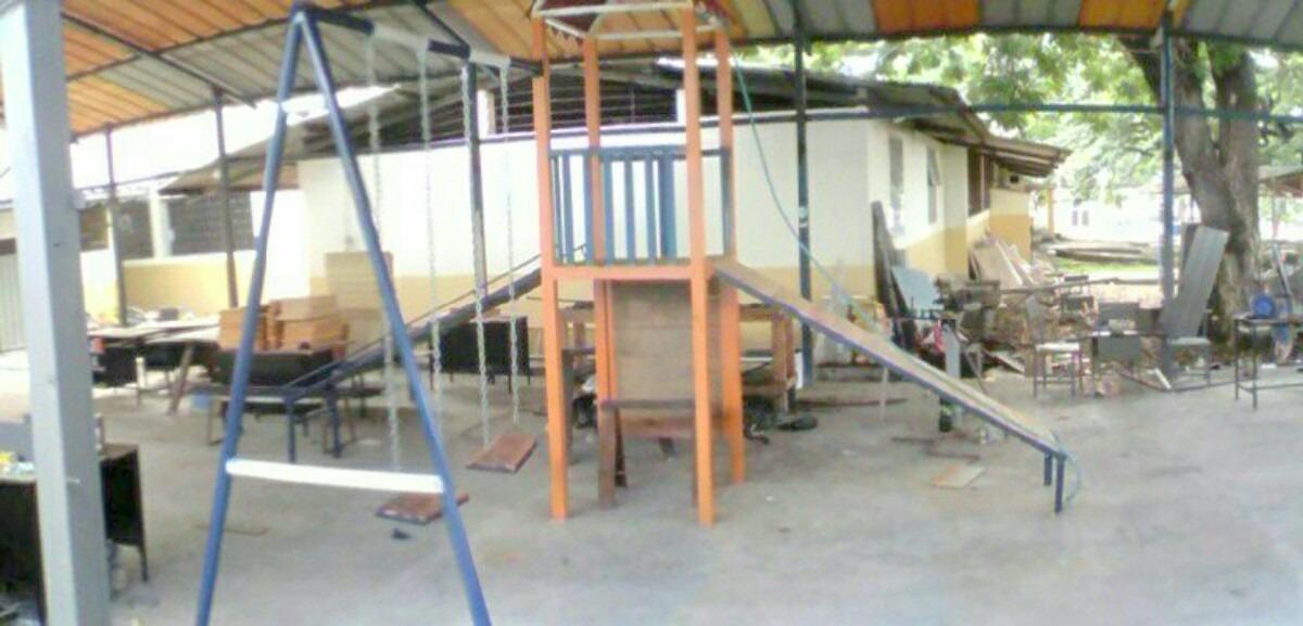 juegos para y parques infantiles