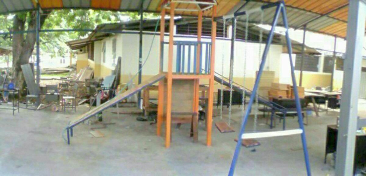 Juegos Para Jardin,escuelas,locales Y Parques Infantiles - U$S ...