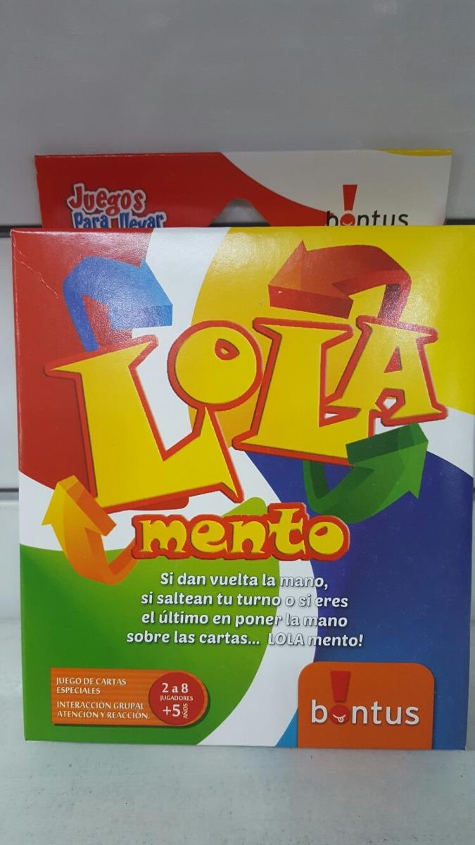 Juegos Para Llevar De Bontus Lola Mento July Toys 100 00 En