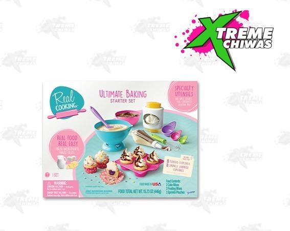 Juegos Para Niñas Cocina Set De Reposteria Xtreme
