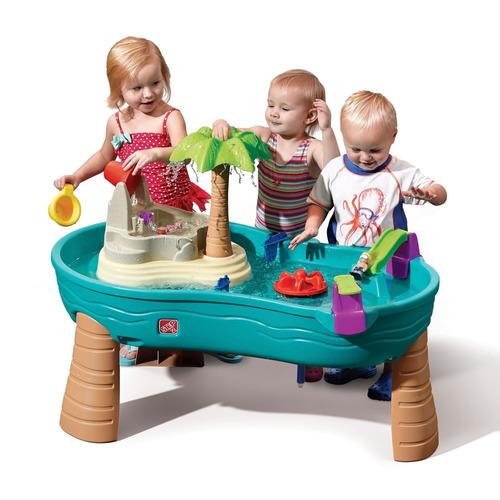juegos para niños, juegos de agua, juegos de verano - step2