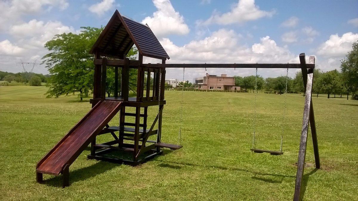 juegos para patios todas las medidas todo en madera