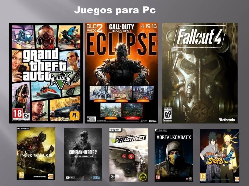Juegos Para Pc En Digital Envio Directo A Tu Correo Gratis S 20