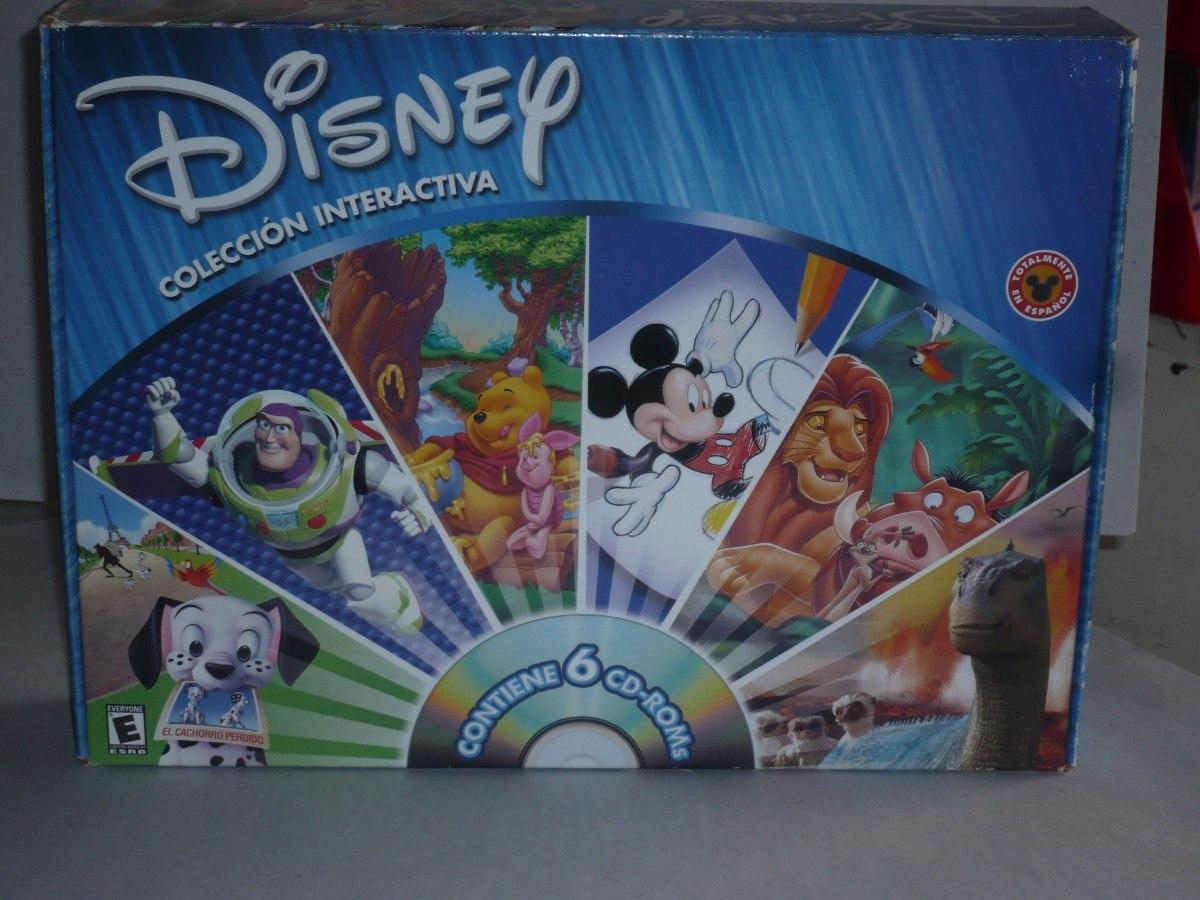 Juegos para pc en espa ol de disney un gran regalo 550 for Pc in regalo gratis