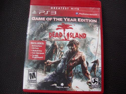 juegos para ps3 dead island y army of two