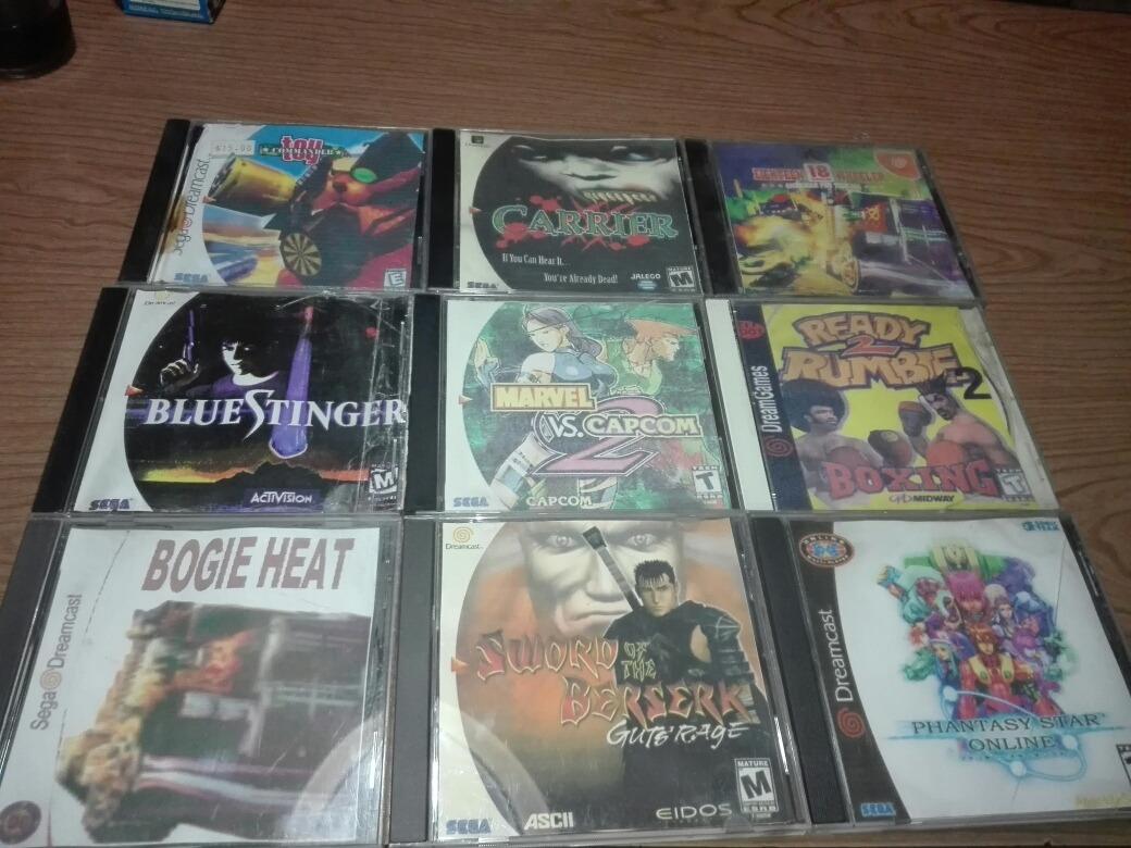 Juegos Para Sega Dreamcast Precio X Unidad 69 99 En Mercado Libre