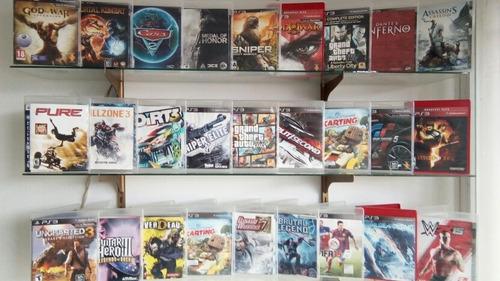 juegos para tu ps3 (de 5 a+) tienda videoshop puerto ordaz