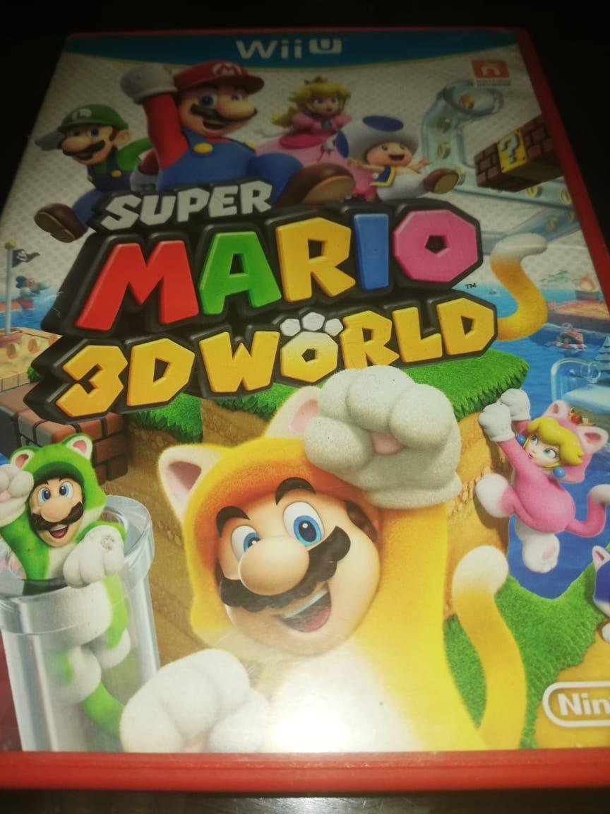Juegos Para Wii U 35 00 En Mercado Libre