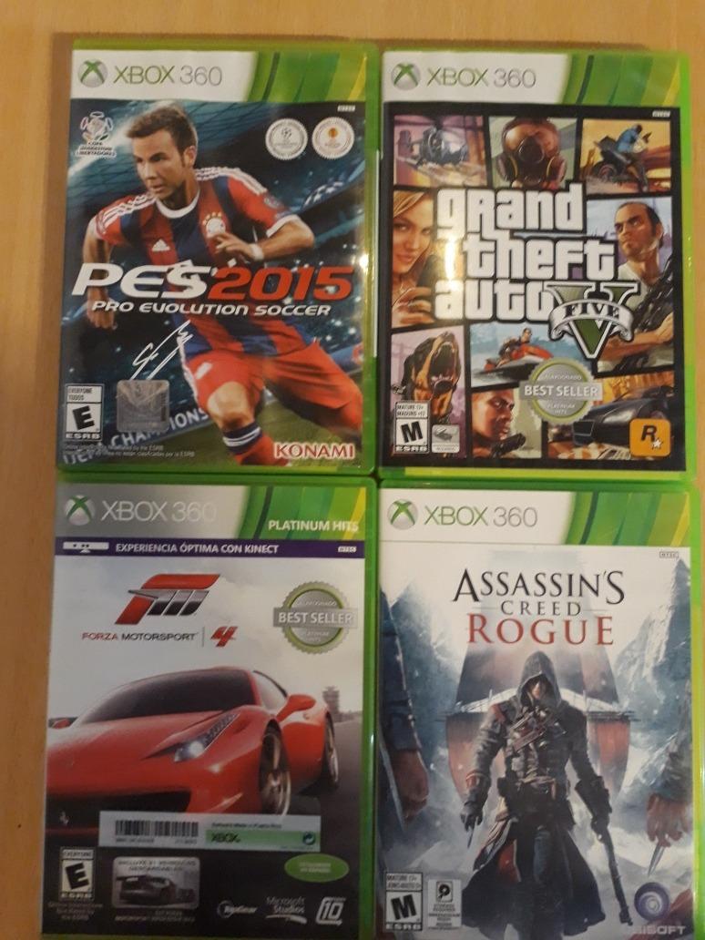 Juegos Para Xbox 360 Nuevos C U 500 00 En Mercado Libre
