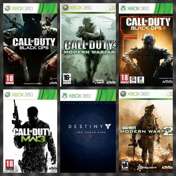 Juegos Para Xbox 360 Originales Envio Inmediato 280 00 En