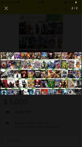 juegos para xbox 5.0 todos los títulos disponibles call duty