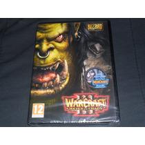 Warcraft 3 Gold Viene Su Exp Incl. Original Nuevo Sellado Pc