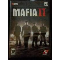 Mafia 2+pc Original+nuevo Sellado+envió Gratis